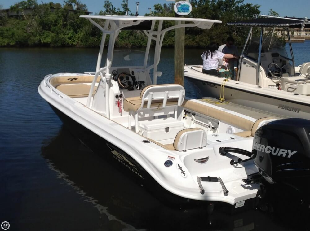 Glasstream 240 CC 2017 Glasstream 240 CC for sale in Naples, FL