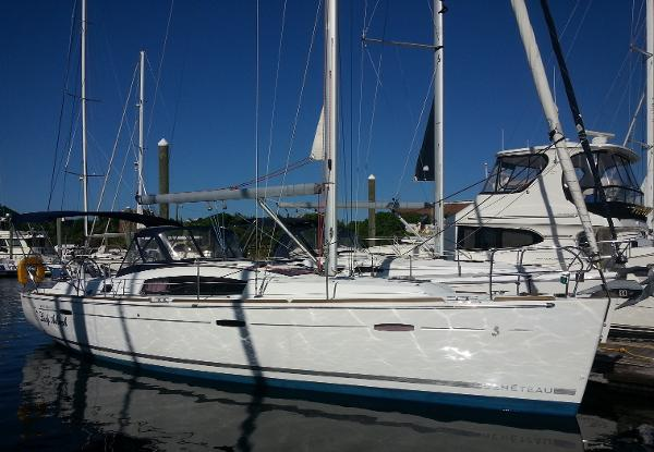 Beneteau Oceanis 40 Overall