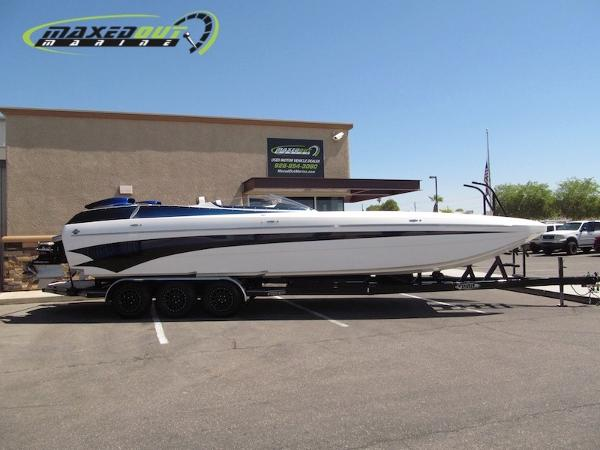 Daves Custom Boats F29