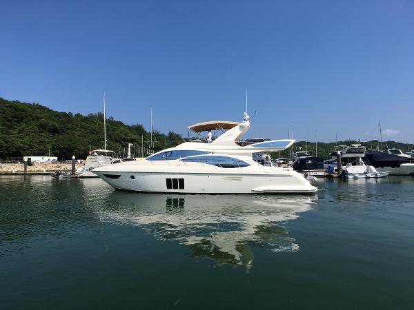 Azimut 58 Motor Yacht Azimut 58 Profile