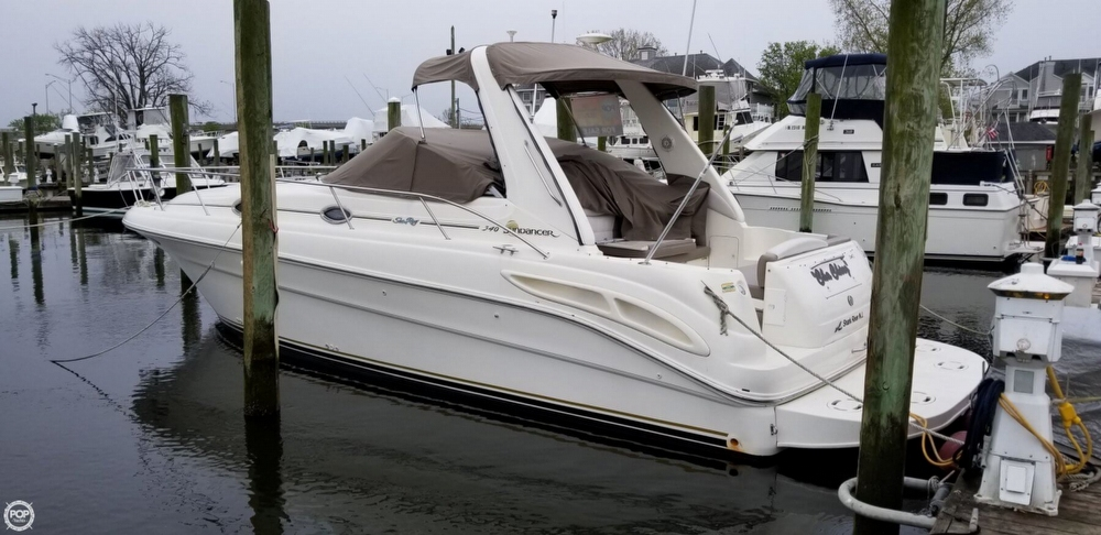 Sea Ray 340 Sundancer 2000 Sea Ray 340 Sundancer for sale in Neptune, NJ