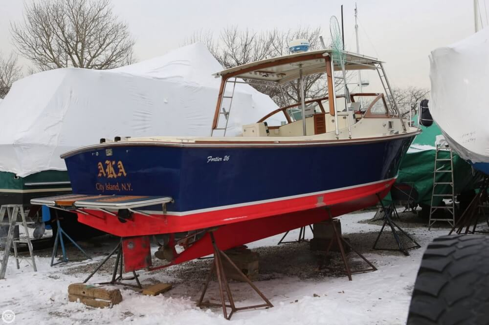 Fortier 26 1978 Fortier 26 for sale in Bronx, NY