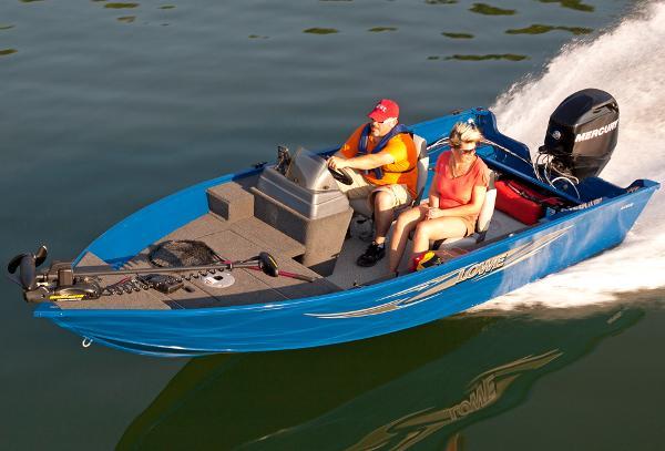 Lowe Angler 160S