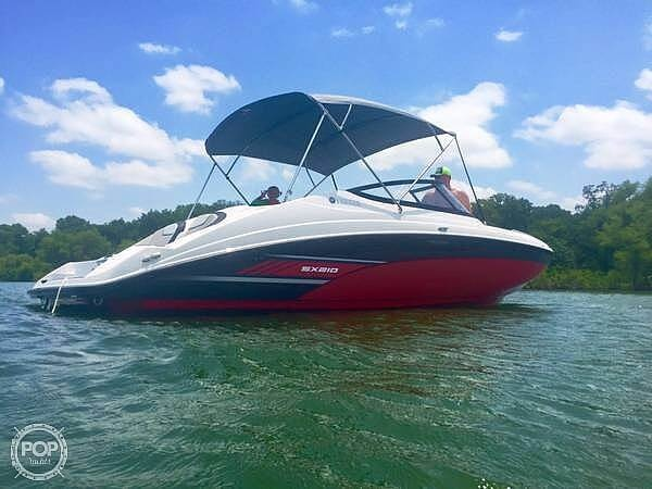 Yamaha Boats SX210 2017 Yamaha SX210 for sale in Coppell, TX
