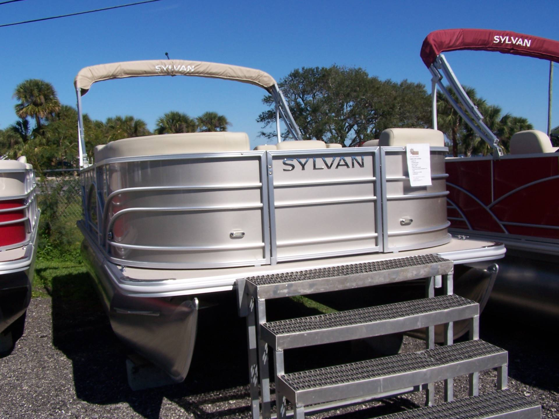 Other power sylvan boats for sale for Syvlan