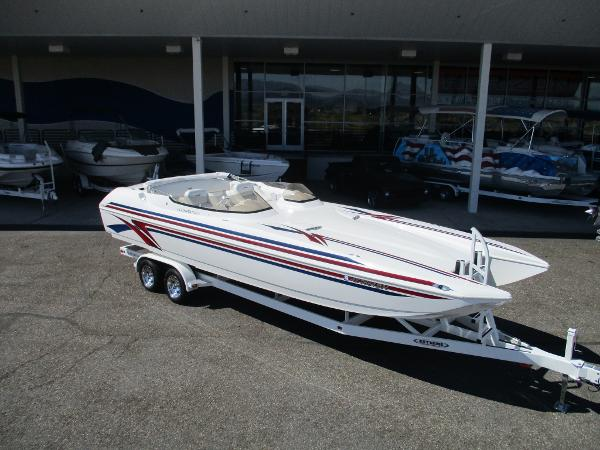 Eliminator Boats 27 Daytona