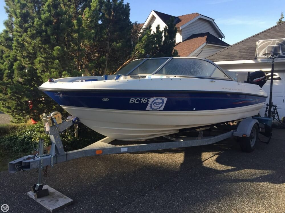 Bayliner 195 Bowrider 2006 Bayliner 195 for sale in Port Coquitlam, BC