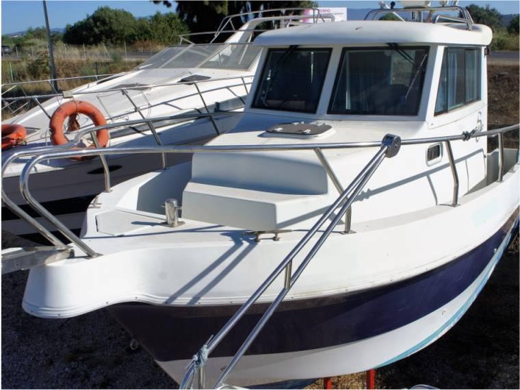 Silcar 820 Fisher Boat
