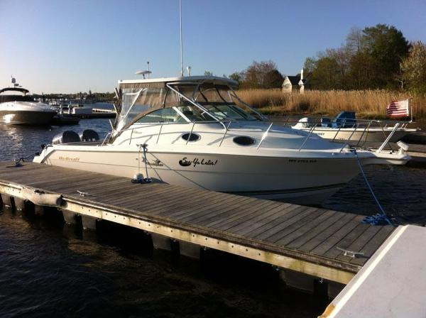 Wellcraft 290 Coastal Starboard Profile