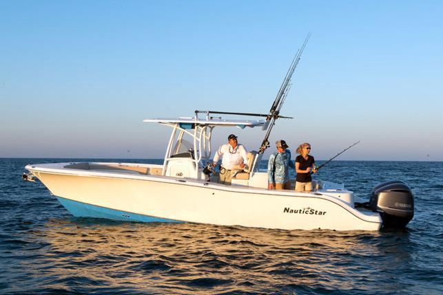 Nautic Star 28 XS Offshore