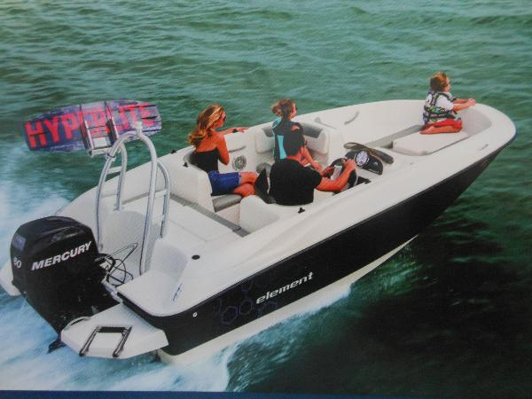 Bayliner 160 Element Bow Rider