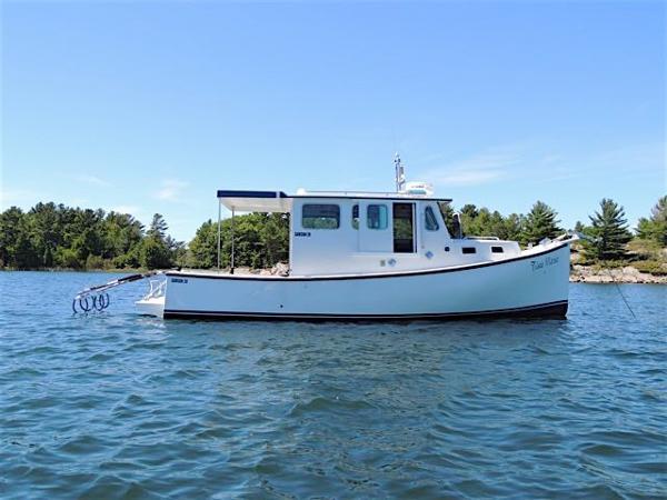 Samson 28 Cape Islander