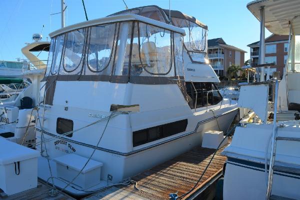 Carver 33 Aft Cabin Starboard