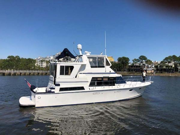 Novatec 48 Fast Trawler Main Profile