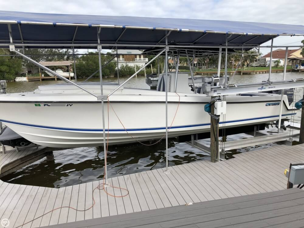 Contender 31 Cuddy 1997 Contender 31 Cuddy for sale in Merritt Island, FL