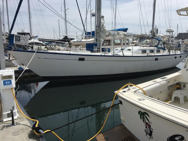Spencer 53 Ketch