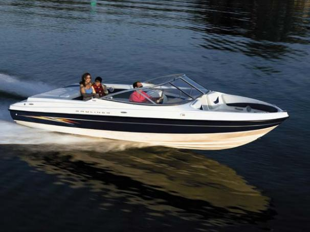 Bayliner 225 Manufacturer Provided Image