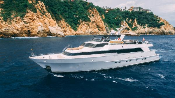 Poole Raised Pilothouse