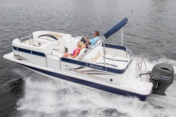 Hurricane FunDeck 236 DL Manufacturer Provided Image