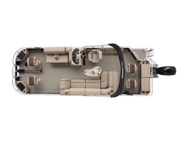 Sun Tracker Fishin' Barge 24 DLX