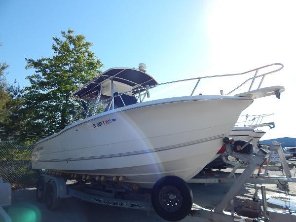 Sea-pro 255 CC