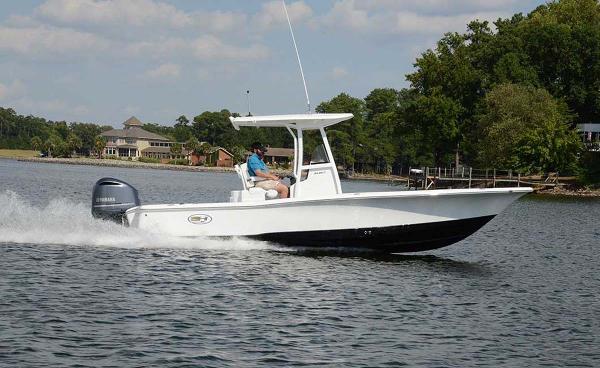 Sea Hunt BX 25 FS