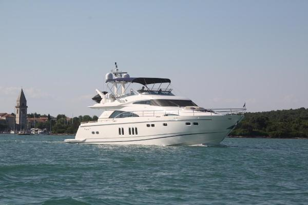 Fairline Fairline Squadron 78 DOUBLE O SEVEN 78' Fairline 2009