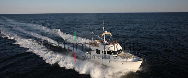 Beneteau Swift Trawler 34 Fly Sestante Yachts - Beneteau Swift Trawler