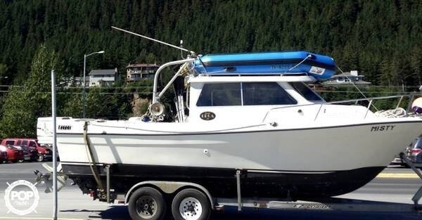 Skagit Orca 24 1996 Skagit Orca 24 for sale in Big Lake, AK