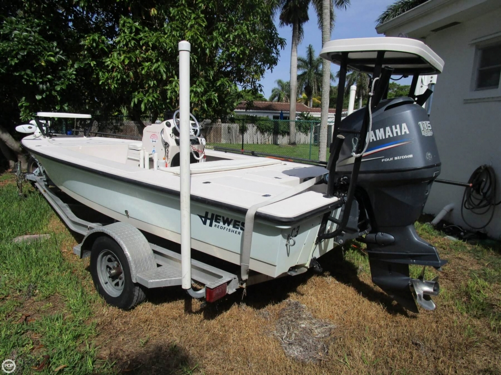 Hewes Redfisher 18 2003 Hewes 180 Redfisher for sale in Hollywood, FL