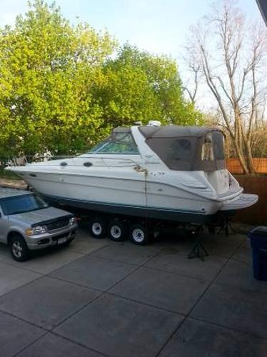 searay Sundance