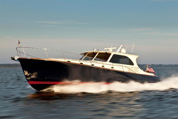 Hinckley Talaria 55 MKII MY Cruising