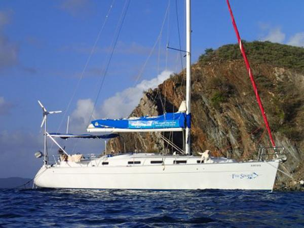 Beneteau Cyclades 39 Profile