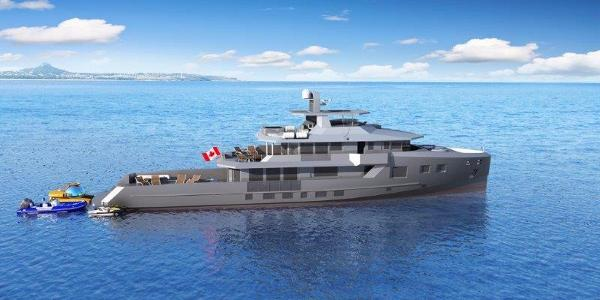 All Ocean Yachts Bray Ocean Rover 132 AOY-Bray Ocean Rover 132