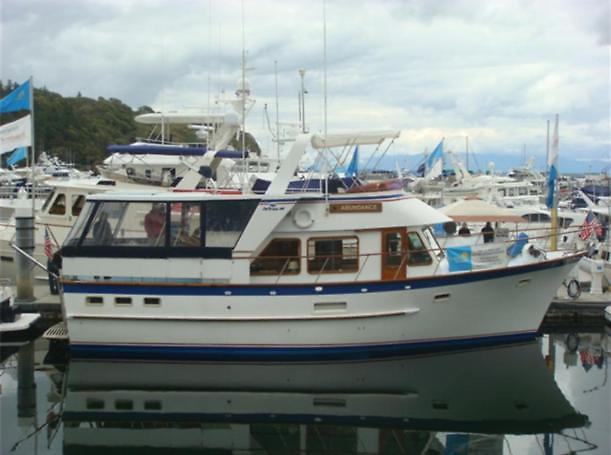 DeFever Offshore Cruiser