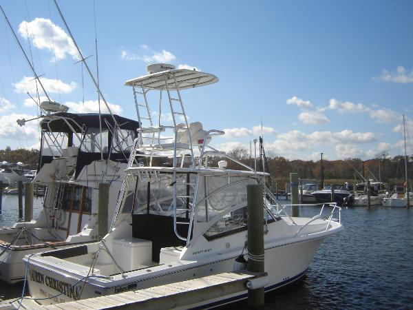 Luhrs 28 Open Diesel With Tower 28 Open w/ Diesels & Tower