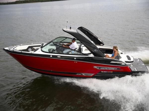 Monterey 258 Super Sport Bowrider