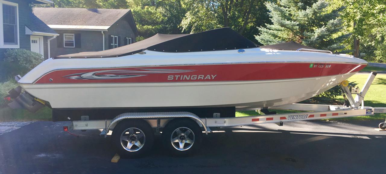 Stingray 220 LX