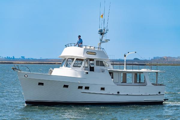 "Alaskan Raised Pilothouse 46' Alaskan ""HANAKO"""