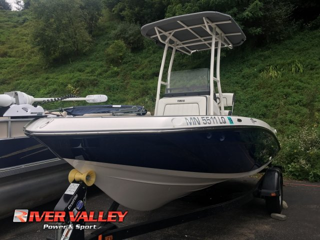 Yamaha Boats 190FSH SPORT- Yacht Blue