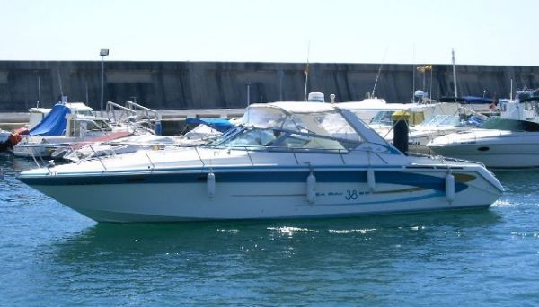 Sea Ray 380 Sun Sport MARC V