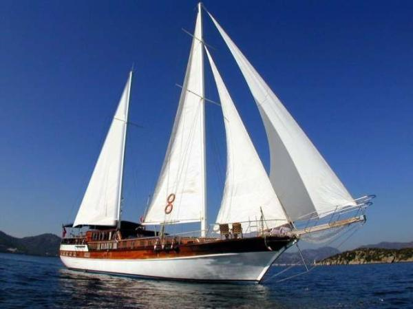 Kural Yachts CUSTOM BUILT KETCH 29 m Ketch