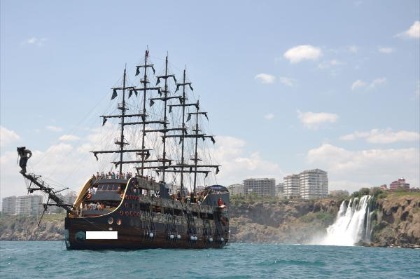 Yachtworld.L.t.d Turkey Pirate Ship