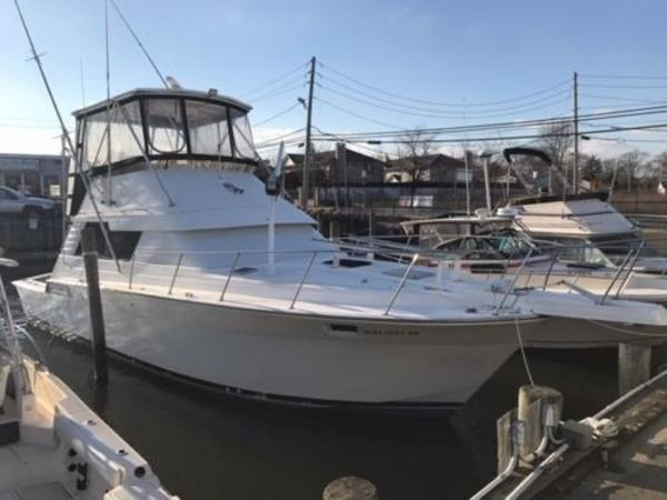 Luhrs Tournament 400 Convertible