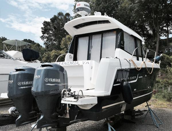 Jeanneau Merry Fisher 855 2014 Merry Fisher 855