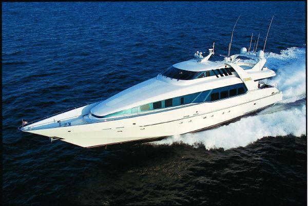 """Norship / Moonraker """"Fast Yacht"""" 1992/ 2011"""