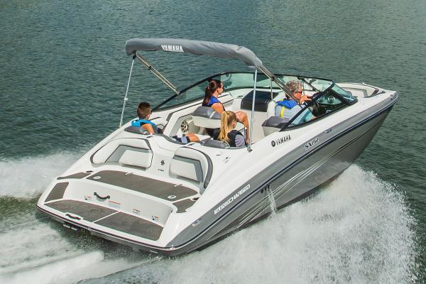 Yamaha Boats SX192 Manufacturer Provided Image