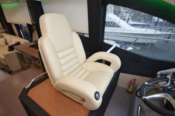 Recarro Leather Helm Seat