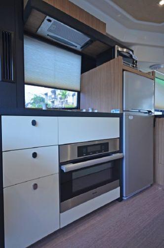 Full Galley Appliances