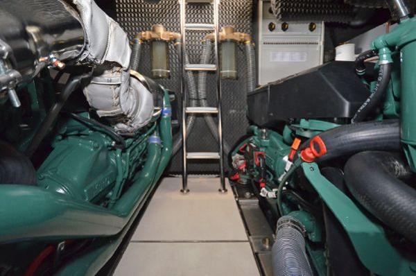 Engine Room Looking forward